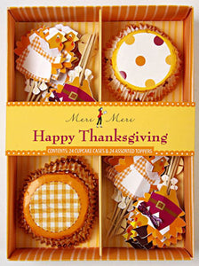 Happy Thanksgiving, Cupcake Kit!