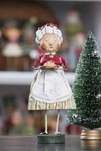 Mrs. Claus by Lori Mitchell