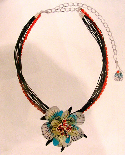 Orna Lalo necklace, My Secrets