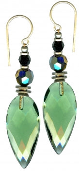 Owen Glass Earrings, #235