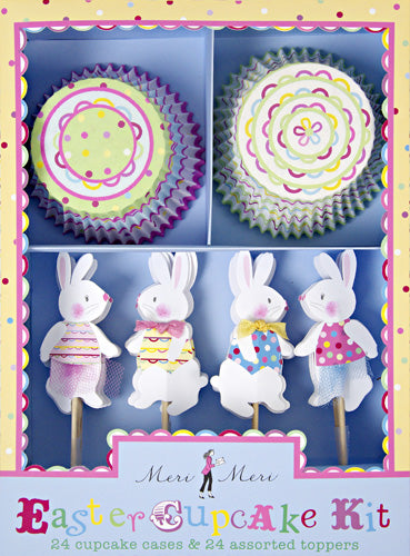 'Easter Bunnies' Cupcake Kit!