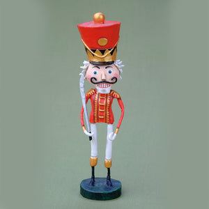 """Nutcracker"" by Lori Mitchell from the Nutcracker Collection"