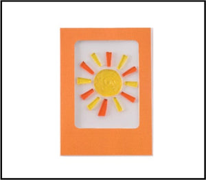 GelGems Card / Sunshine