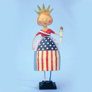"""Lady Liberty"" by Lori Mitchell"