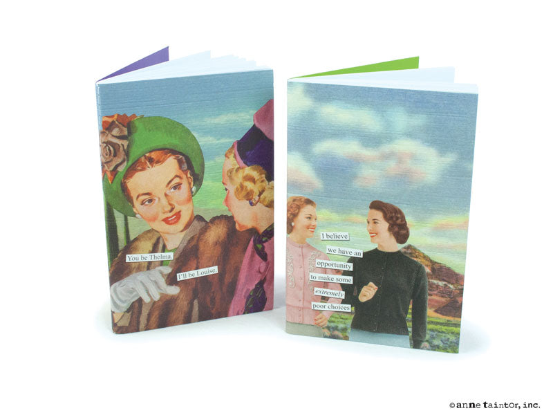 Anne Taintor Notebook Set #72365