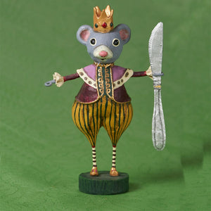 """The Mouse King"" by Lori Mitchell from the Nutcracker Collection."