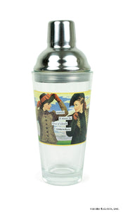 Anne Taintor Cocktail Shaker ~ 5:00