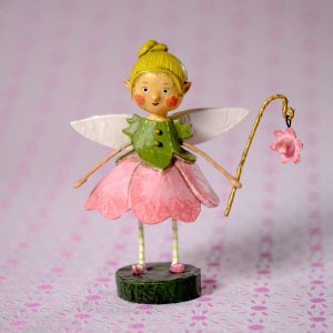 """Sweet Pea Fairy"" by Lori Mitchell"
