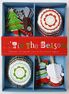 """Tis the Season"", Cupcake Kit!"