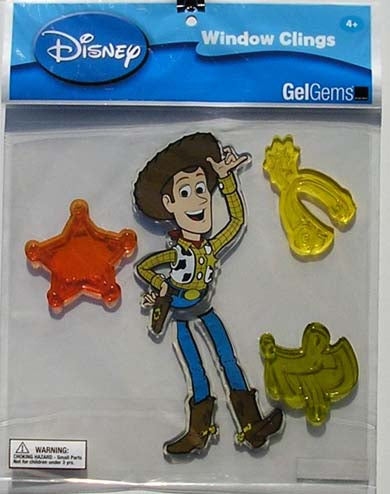 Disneys WOODY GelGems!