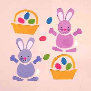 "small bag ""Bunnies &  Baskets"" GelGems!"