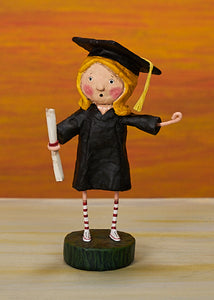 """The Lady Graduate"" by Lori Mitchell"