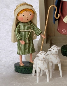 """2 Baby Sheep"" AND ""Little Shepard Boy"" by Lori Mitchell"