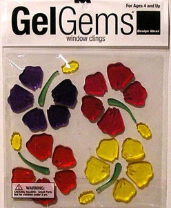 small bag of hibiscus flowers GelGems!