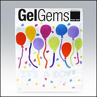 GelGems!  Its a Boy!