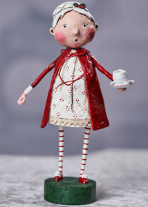 "Lori Mitchell's ""Rosy Cozy Mrs. Claus"""