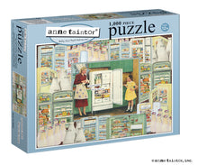 "Anne Taintor Puzzle ""expiration dates are for the weak"""