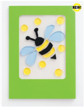 Buzz Buzz GelGems Card!