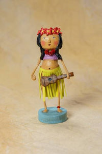 """Hula Lula"" by Lori Mitchell"