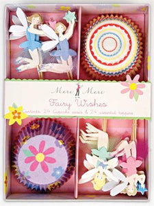 Fairy Wishes Cupcake Kit!