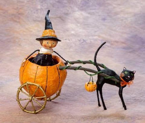 """Piper's Pumpkin Ride"" by Lori Mitchell"