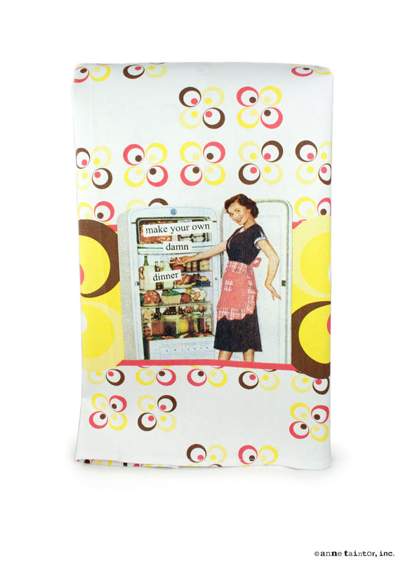 Kitchen Towel ~