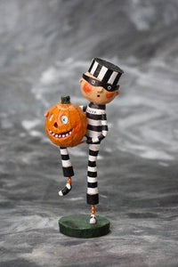 """Pumpkin Thief"" by Lori Mitchell"