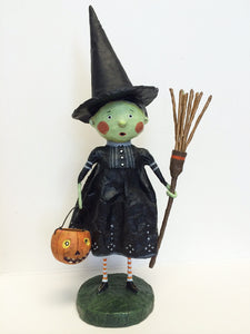 "Lori Mitchell, ""Wicked Witch"""