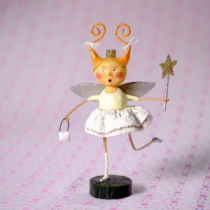 """Pearly White Tooth Fairy"" by Lori Mitchell"