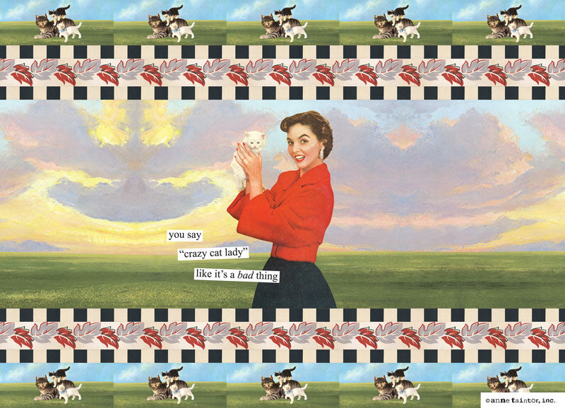 Anne Taintor Puzzle