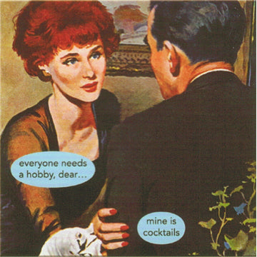 Anne Taintor napkins
