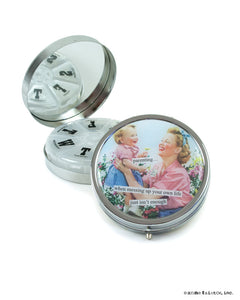 Anne Taintor Pill Compact ~ Parenting