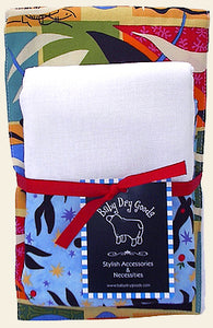 Matisse Cozy Burp Cloth Set of 2
