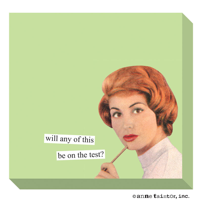 Anne Taintor Sticky Notes: