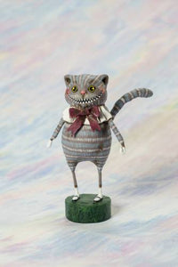 """Cheshire Cat"" by Lori Mitchell"