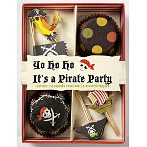 Pirate Cupcake Kit!