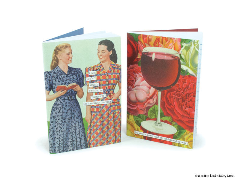 Anne Taintor Notebook Set #72757