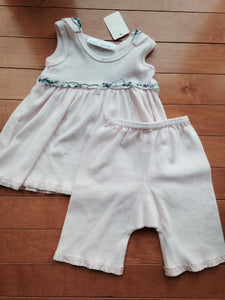 "Toni Tierney 2-piece Outfit ""Bella"" 9 months"