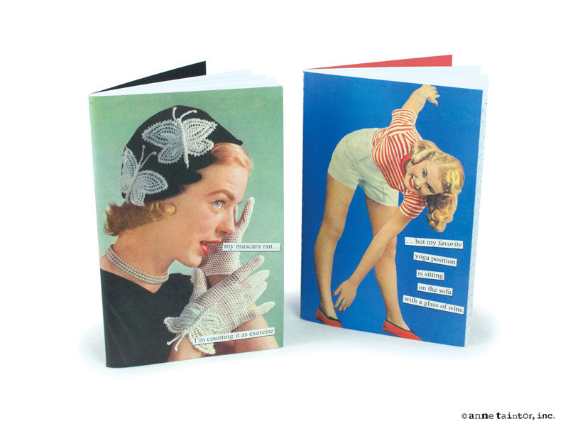 Anne Taintor Notebook Set #72751