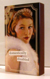 Boxed Matches, Disabled, Anne Taintor