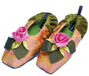 Persimmon Slippers-Womens