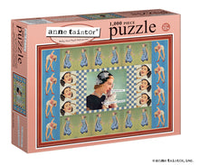 "Anne Taintor Puzzle ""my mascara ran… I'm counting it as exercise"""