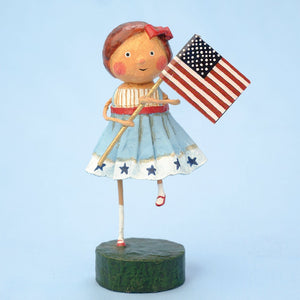 """Little Betsy Ross"" by Lori Mitchell"