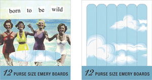 Emery Boards/ WILD