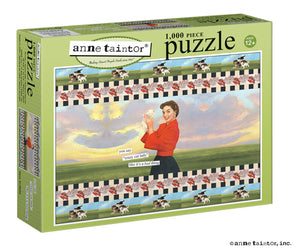 "Anne Taintor Puzzle ""you say ""crazy cat lady"" like it's a bad thing"""