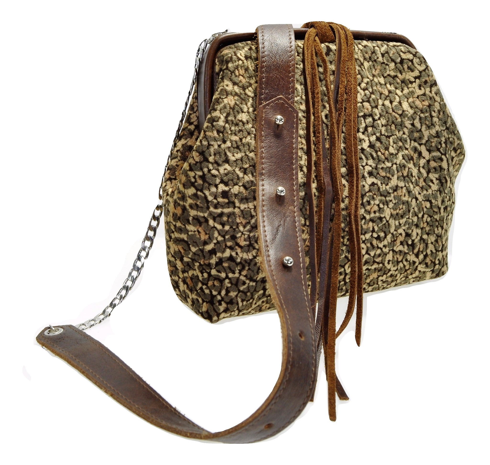 Cross-body small Bag - Avi Algrisi