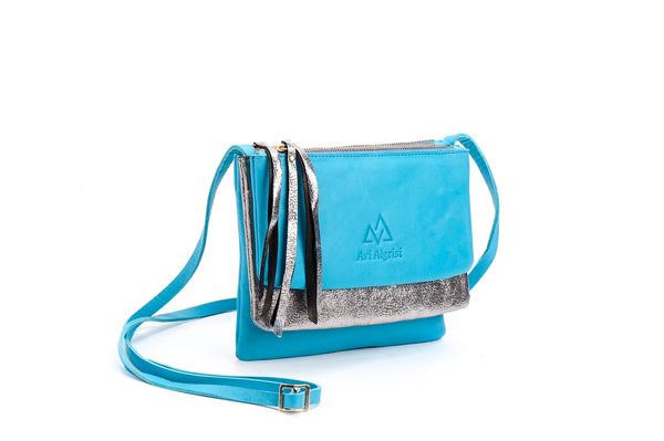 Clutch/ cross-body bag - Avi Algrisi