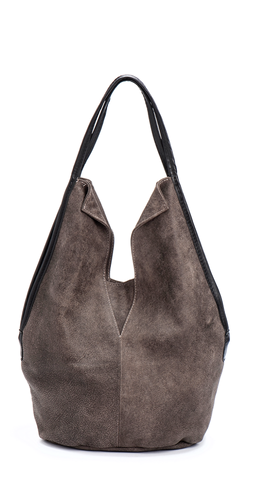 Brown Leather Tote Bag/Casual Shoulder Bag - Avi Algrisi