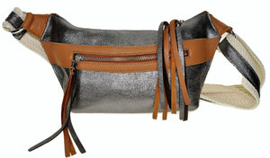 Cross-body Pouch/ Waist bag - Avi Algrisi