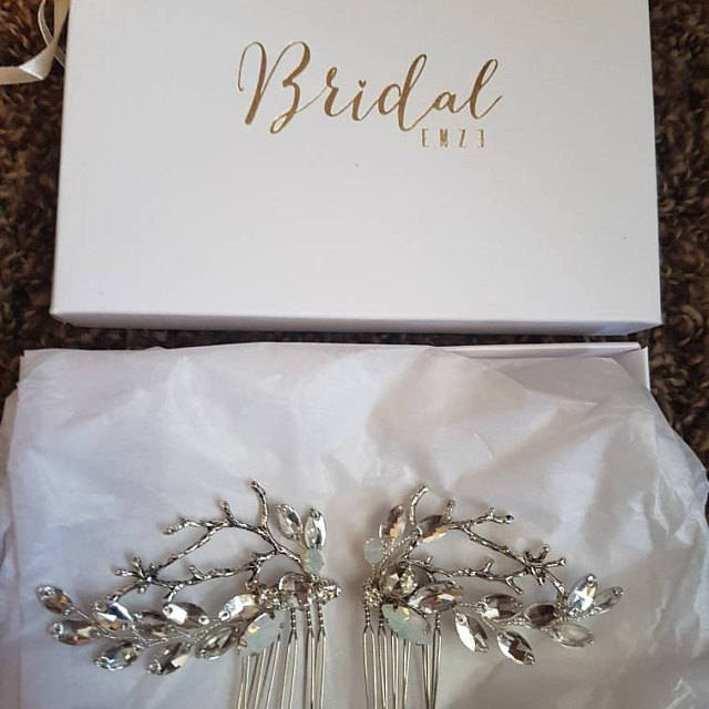 Bridal Hair Pins Twigs Hair Pins One Pin